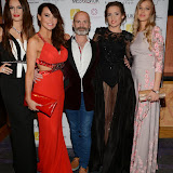 OIC - ENTSIMAGES.COM - Lizzie Cundy, Julian Bennet, Julia Titova and Viktorija Jerjomina at the Miss USSR UK 2015 contest in London 1st May 2015  Photo Mobis Photos/OIC 0203 174 1069