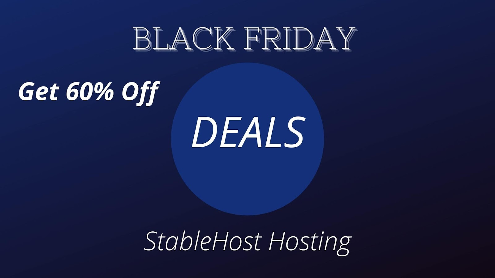 StableHost: Get 60% Off