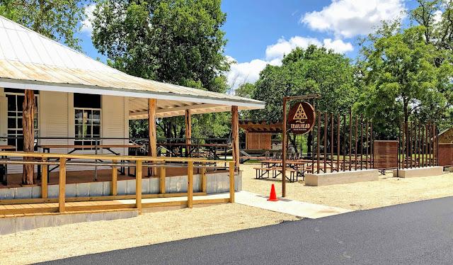 Trailhead Beer Garden Kerrville