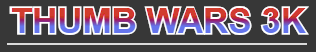 Thumb Wars 3k Logo
