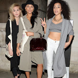 OIC - ENTSIMAGES.COM - Asami Zdrenka, Amira McCarthy and Shereen Cutkelvin  at the Oasis and Victoria & Albert Museum - collection launch party London 20th April 2015  Photo Mobis Photos/OIC 0203 174 1069