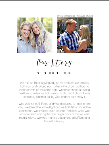 Adoption profile book
