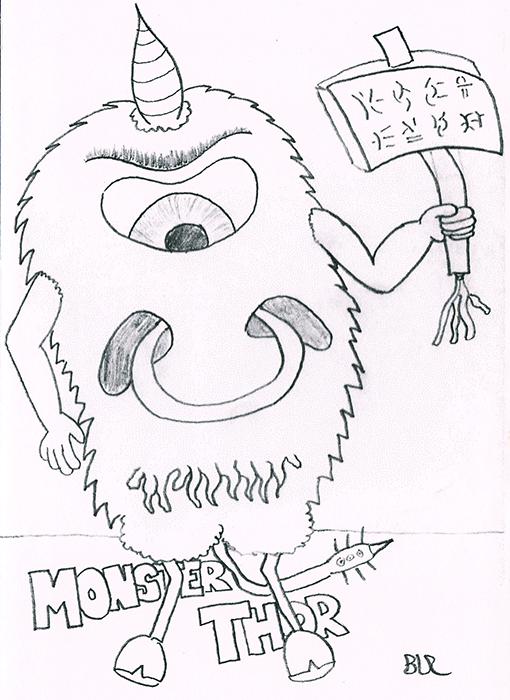 Monster Thor
