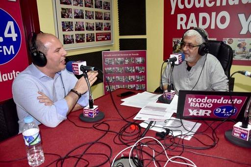 EntrevistaYcodenDauteRadio