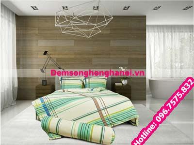 Chăn ga gối Sông Hồng dòng Classic vải Cotton C16-036