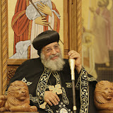 His Holiness Pope Tawadros II visit to St. Mark LA - _09A9185.JPG