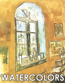 Vincent van Gogh Watercolors