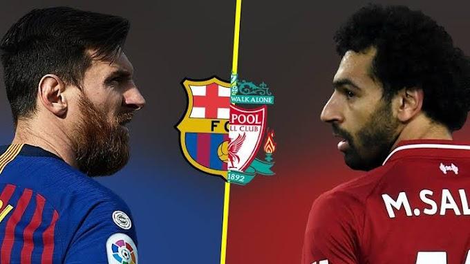 Mohamed salah oo rabo Inuu u wareego Barcelona iyo Xaalada Liverpool oo kacsan