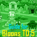 Tips win battle Bloons TD 5 icon