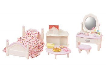 calico critters bedroom