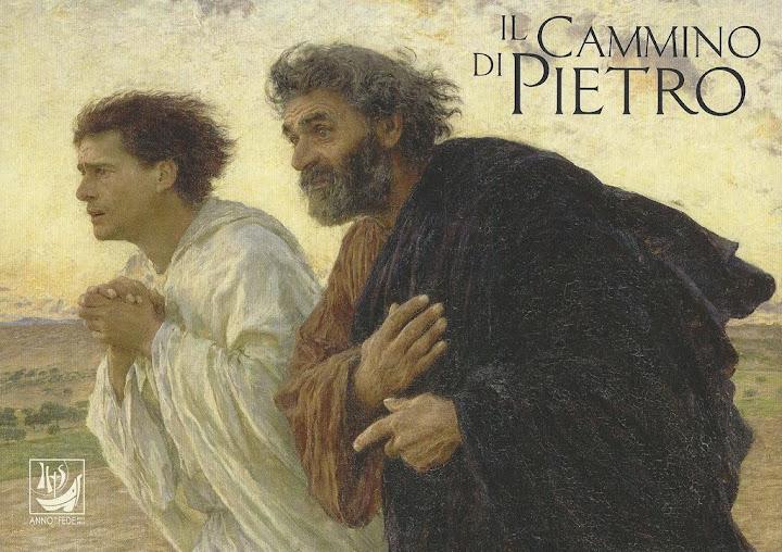 Il cammino di Pietro