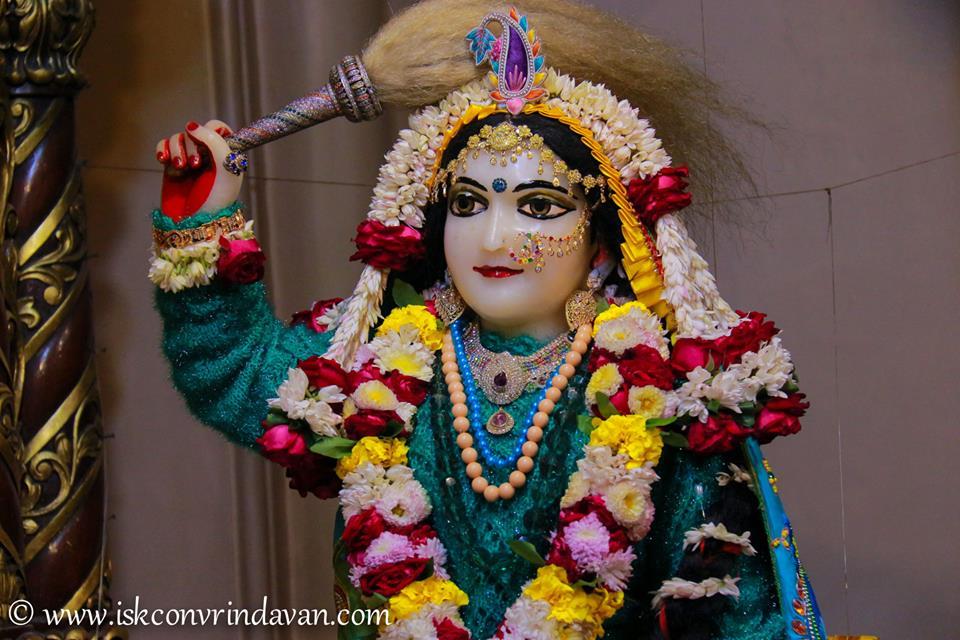 ISKCON Vrindavan Deity Darshan 03 jan 2017 (4)