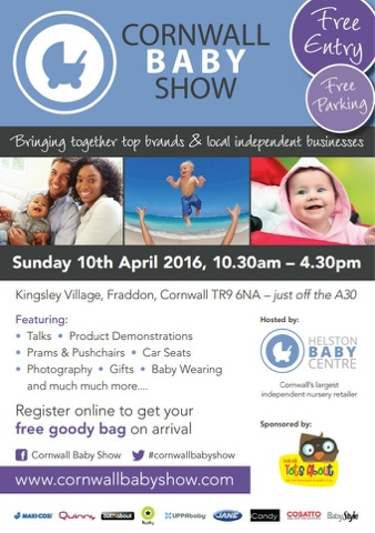 Cornwall Baby Show