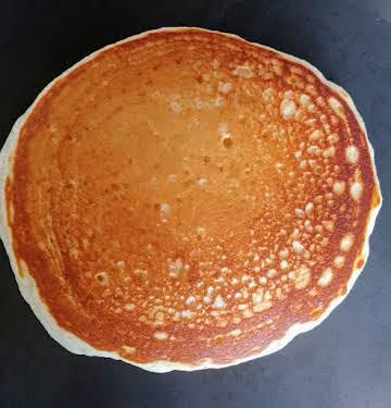 Kathie's Pancakes (Sweetened Condensed Milk)