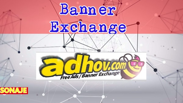 adhov banner exchange - better traffic to your blog or site