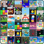Feenu Offline Games (40 Games in 1 App) icon