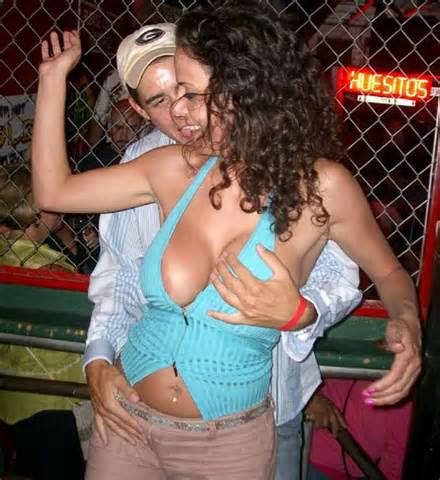 Fondling Big Tits 40