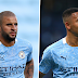 Manchester City duo Jesus and Walker test positive for coronavirus