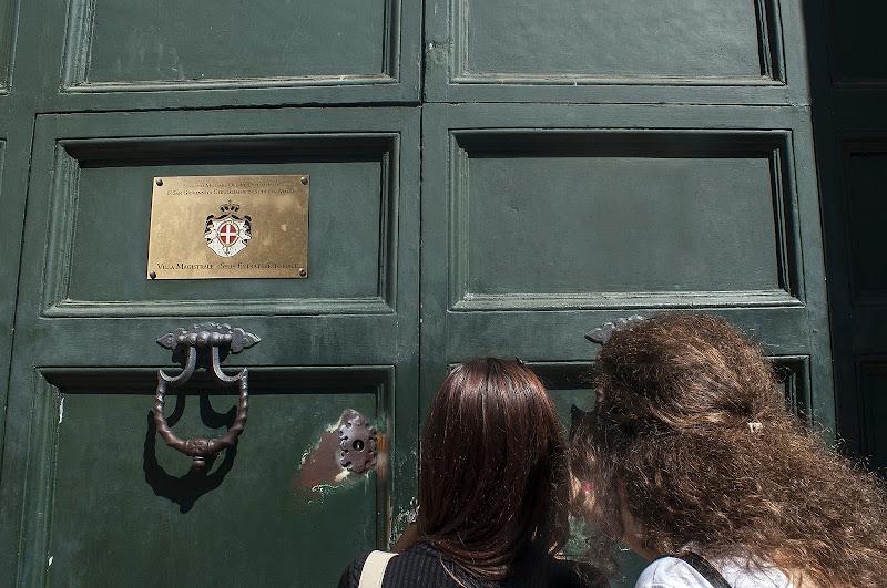 Attraverso la serratura di mariarosa-bc