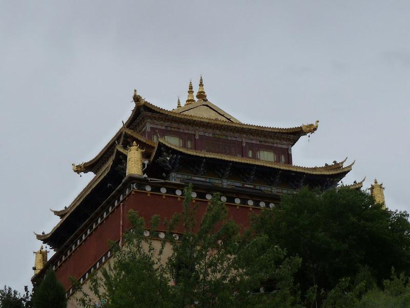 Temple tibétain