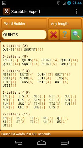 Word Expert - Dutch 2.3 screenshots 1