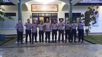 Kunjungi Polsek Jajaran, Wakapolres Sekadau Tekankan Netralitas Dalam Pilkada