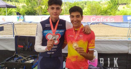 Oro y plata para Francesc Barber y David Campos en los Campeonatos de España