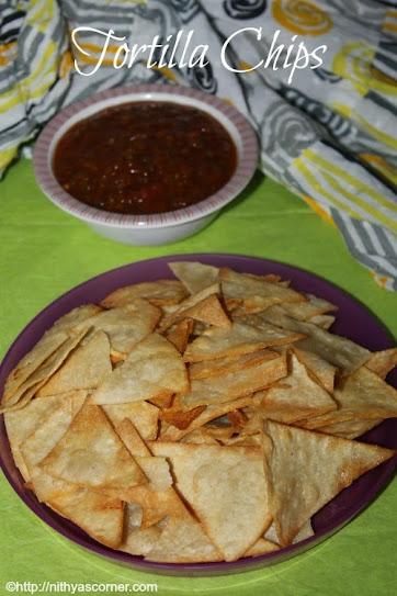 Tortilla Chips Recipe Corn Tortilla Chips Recipe