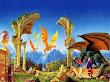 Land Of Golden Dragons
