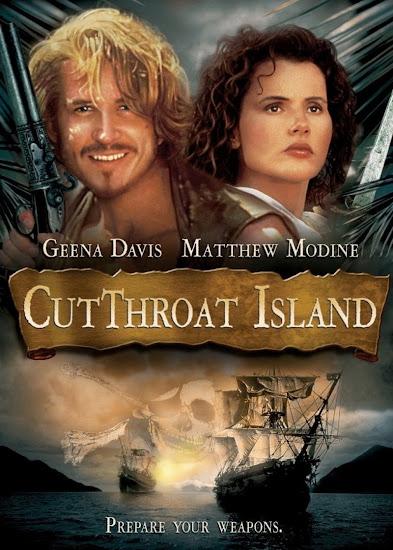 Cutthroat Island ผ่าขุมทรัพย์ ทะเลโหด HD [พากย์ไทย]