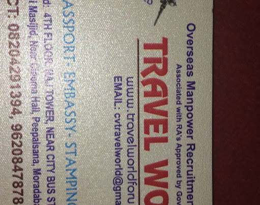 Travel World Udupi - Overseas Placement Agency in Udupi
