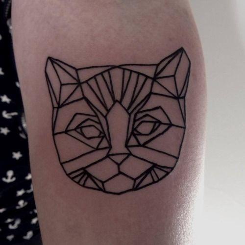 cabeça_de_gato_braço_de_tatuagem