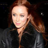 WWW.ENTSIMAGES.COM -Una Foden of The Saturdaysat         Chain Of Hope Annual Ball at Supernova, Embankment Gardens, London November 14th 2013                                           Photo Mobis Photos/OIC 0203 174 1069