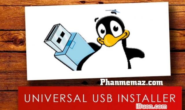 Ảnh mô phỏngHướng dẫn tạo USB Boot bằng Universal USB Installer để cài Windows - cach-tao-usb-boot