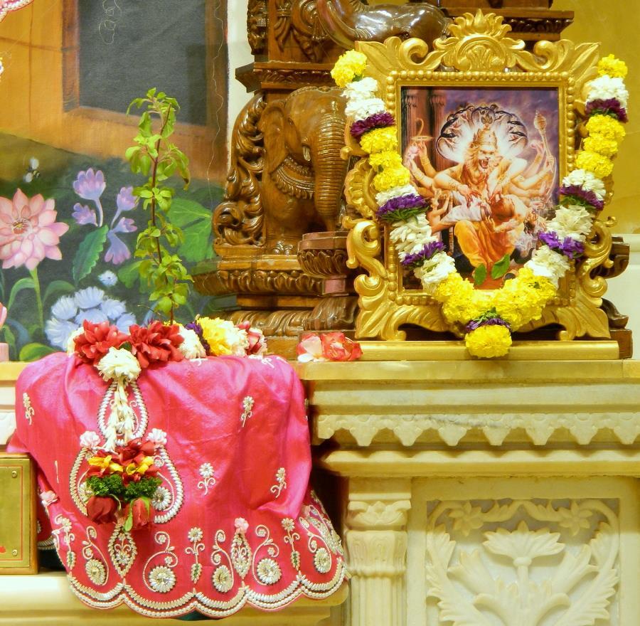 ISKCON Pune NVCC Deity Darshan 08 Jan 2017 (7)