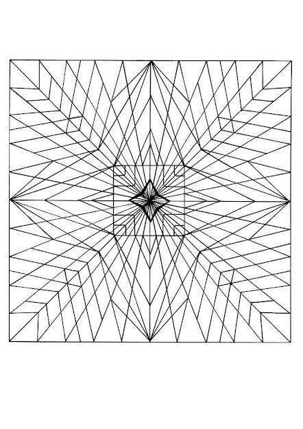 Sun Mandala Star Mandala  Coloring Page  Mandala Coloring Pages  Energy  Mandalas