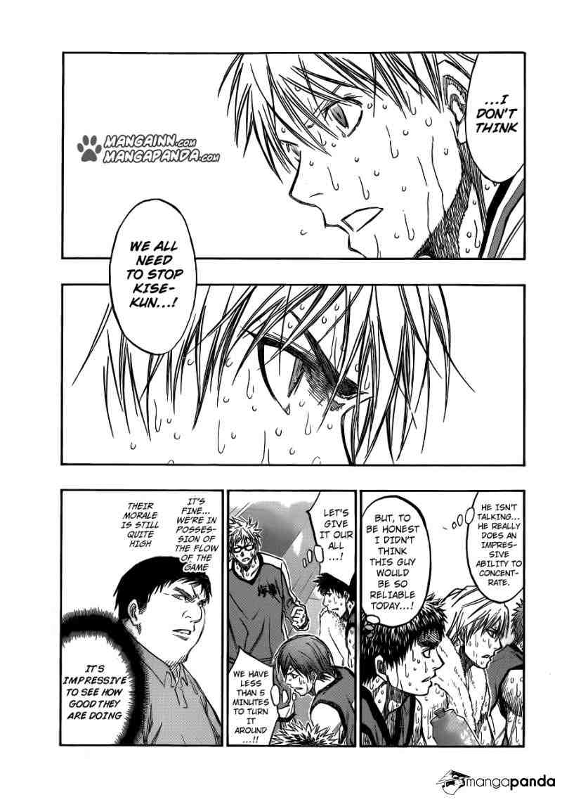 Kuroko no Basket Manga Chapter 197 - Image 03