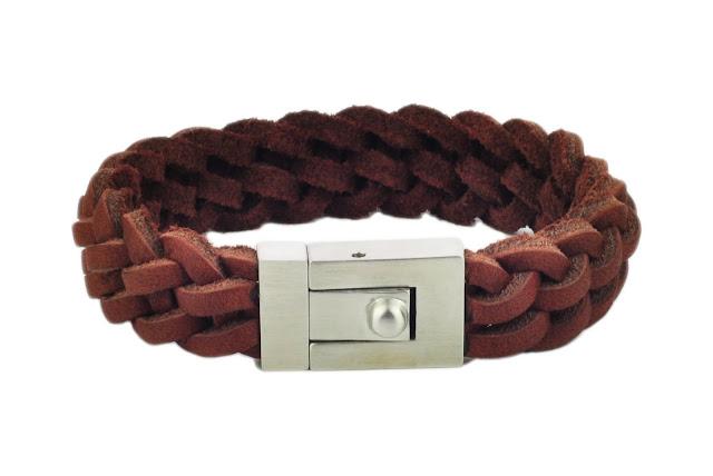 BraceletH 2 - Genuine Leather Bracelets and Keychains