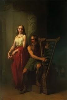 Saga Norse Goddess Of Prophesy Image