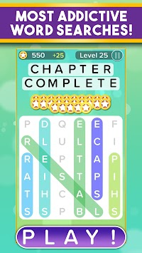 Word Search Addict - Word Search Games Free apk screenshot