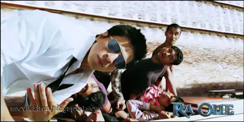 Ra.One Movie Stills Shahrukh Khan