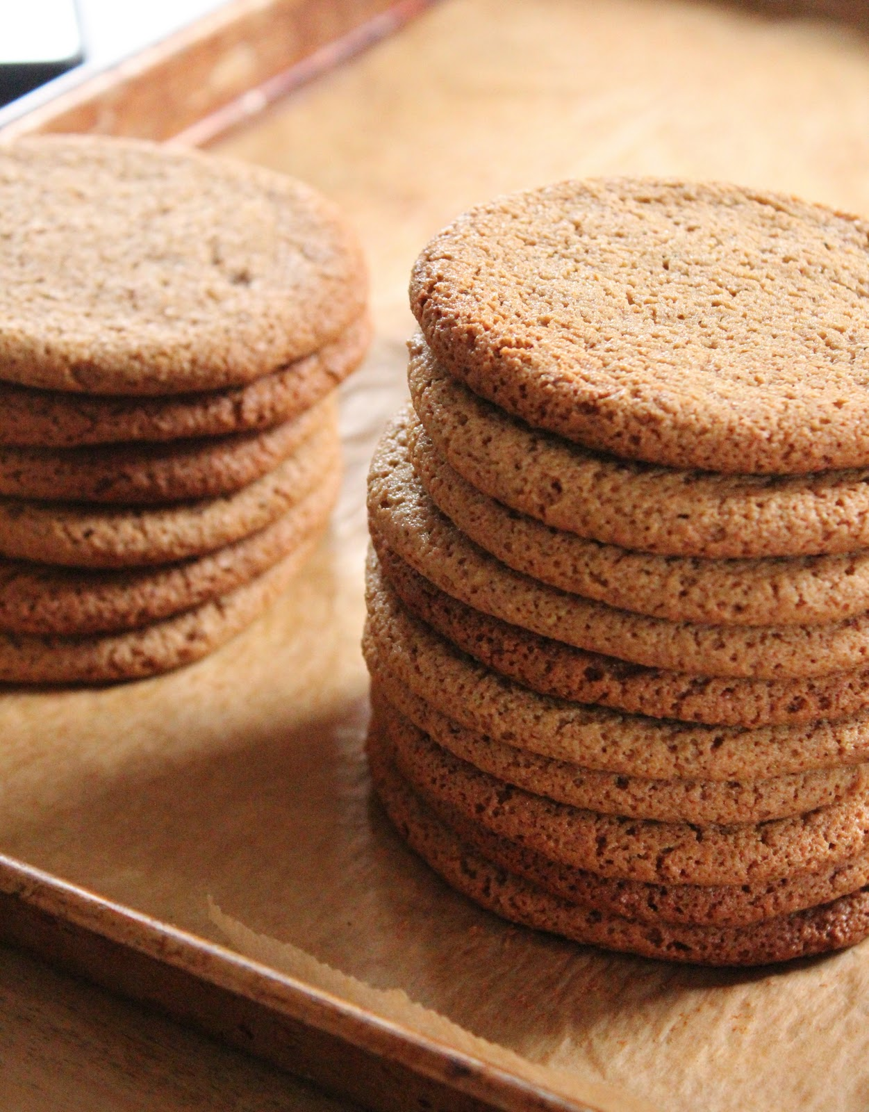 Best Ever Chewy Ginger Molasses Cookies Eat Good 4 Life