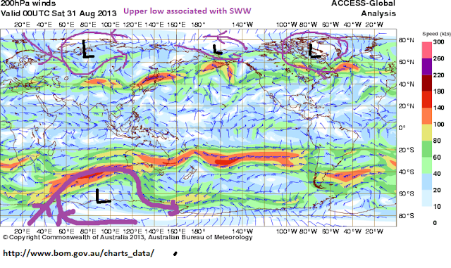 31st aug 2013 global jetstream