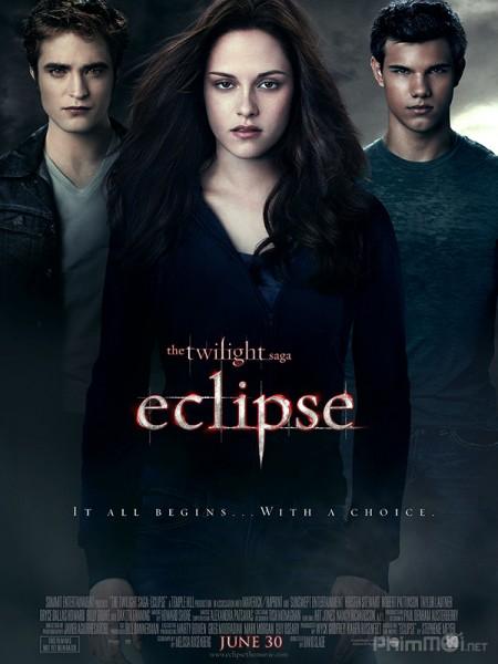 Chạng vạng 3: Nhật thực - The Twilight Saga 3: Eclipse (2010) | Full HD Vietsub