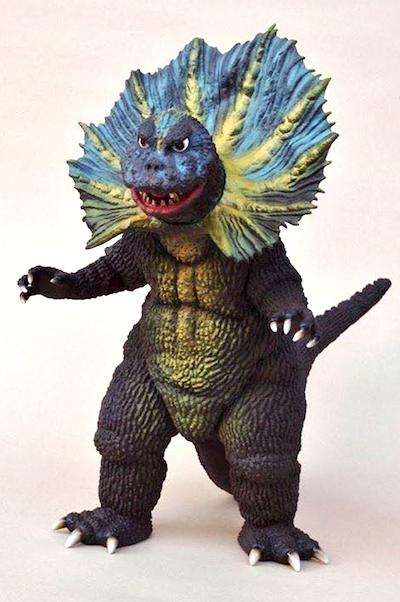 The Good The Bad And Godzilla 続・夕陽の呉爾羅 Billiken Real