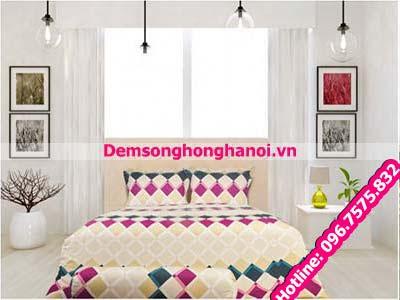 Chăn ga gối Sông Hồng dòng Classic vải Cotton C16-034