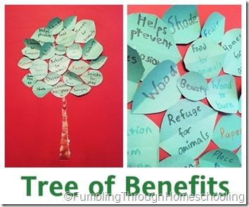 Tree of Benefits