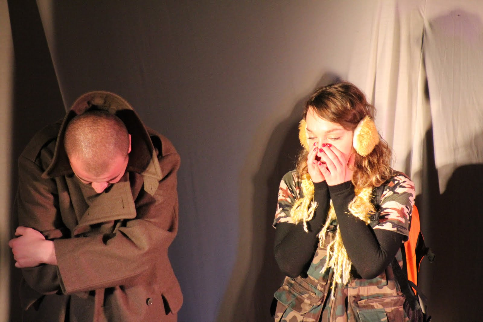 3 Gjermanët e Trashë, A Kosovan comedy performed in London