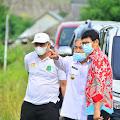 Bentuk Sinergitas,Dollah Mando Bersama Pengurus IKM dan ISA Berkunjung di Beberapa Tempat Wisata di Sidrap