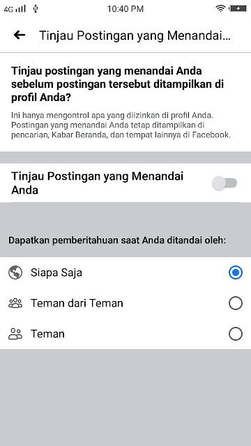 Facebook Ditandai Link Porno